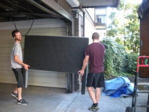 Furniture removalists Woolwich